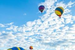 Фиеста 2016 воздушного шара Альбукерке горячая Стоковое Изображение RF
