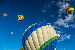 Фиеста 2016 воздушного шара Альбукерке горячая Стоковое Фото