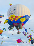 Фиеста воздушного шара Альбукерке Стоковое Фото