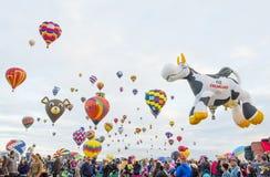 Фиеста воздушного шара Альбукерке Стоковые Фото