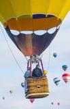 Фиеста воздушного шара Альбукерке Стоковые Фотографии RF
