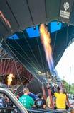 Фиеста воздушного шара Путраджайя горячая Стоковые Фото