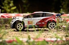 Фиеста WRC Форда автомобиля ралли Rc Стоковые Фотографии RF