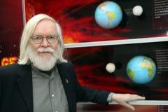 физик john ellis Стоковая Фотография RF