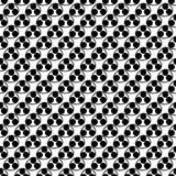 Физическая структура деформированных черных точек Стоковое фото RF