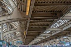 ФИЛАДЕЛЬФИЯ, станция улицы США 30-ая Стоковые Изображения