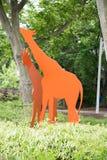 ФИЛАДЕЛЬФИЯ, PA - 30-ОЕ МАЯ: Зоопарк Филадельфии, зоопарк ` s первого Amercia стоковые фотографии rf