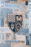 ФИЛАДЕЛЬФИЯ, PA - 17-ОЕ МАЯ: Университетский кампус ` s St Joseph на выпускном дне 17-ое мая 2014 Стоковое Фото