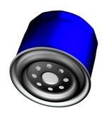 фильтр автомобиля Стоковое фото RF