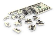 Финансовая концепция Стоковое Изображение