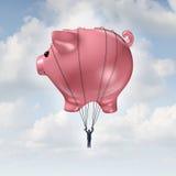 Финансовая свобода Стоковые Фотографии RF