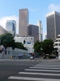 Финансовое здание в Лос-Анджелесе стоковые изображения