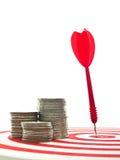 финансовое планирование Стоковые Изображения