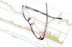 Финансовохозяйственно стоковые фотографии rf