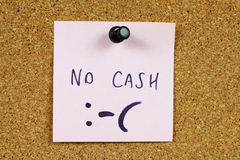 финансовохозяйственные проблемы Стоковое Фото