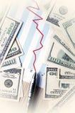 Финансовохозяйственные профиты стоковое фото rf