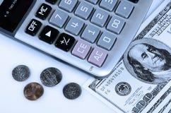 Финансовохозяйственный инструмент Стоковые Фотографии RF