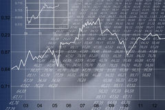 финансовохозяйственный лист Стоковые Фото