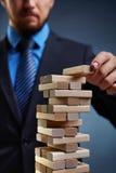 финансовохозяйственный риск Стоковые Изображения RF