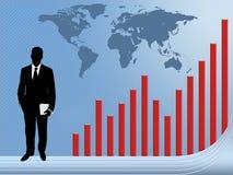 финансовохозяйственный рост Стоковые Изображения RF