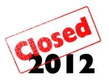 Финансовохозяйственный year end 2013 Стоковое Изображение RF