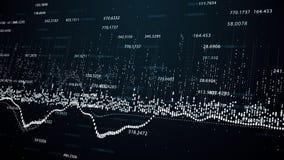 Финансовые диаграммы и диаграммы показывая увеличивая выгоды Стоковое фото RF