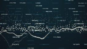 Финансовые диаграммы и диаграммы показывая увеличивая выгоды Стоковые Изображения RF