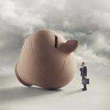 Финансовые прогнозирование и планирование стоковое фото rf