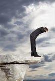 Финансовый кризис Стоковое фото RF