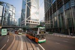 Финансовый район Гонконг ¡ Ð entral Стоковые Фотографии RF