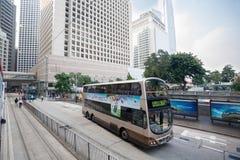 Финансовый район Гонконг ¡ Ð entral Стоковое фото RF