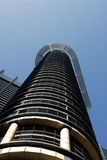 финансовый район singapore Стоковое Изображение