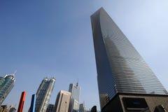 Финансовый центр мира Шанхая Стоковая Фотография RF