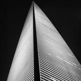 Финансовый центр мира Шанхая Стоковое Изображение RF