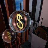 финансы дела Стоковые Изображения RF