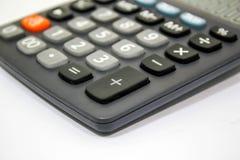 Финансы калькулятора Стоковое Фото
