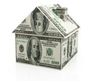 Финансы недвижимости Стоковые Изображения RF