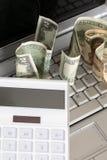 финансы самонаводят Стоковые Изображения RF