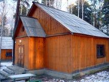 финские дома Стоковое Фото