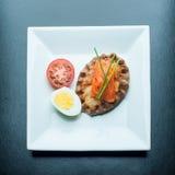 Финский завтрак Стоковое Изображение RF