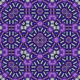 Фиолетовая геометрическая картина для батика, ковер и половик печатают бесплатная иллюстрация