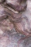 Фиолетовая мраморная предпосылка Мраморная предпосылка Выбранный фокус Стоковое Изображение RF