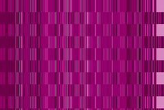 Фиолетовая проверка выравнивает абстрактную предпосылку Стоковые Изображения
