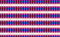 Фиолетовая розовая картина, формы, геометрия, абстрактная творческая предпосылка Стоковое фото RF
