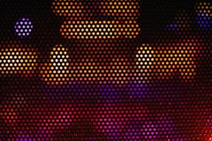 Фиолетовые праздничные валентинки элегантная абстрактная предпосылка, украшение геометрии стены Стоковое Изображение