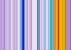 Фиолетовые розовые линии, абстрактная красочная предпосылка Стоковые Фото