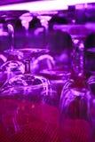 Фиолетовые стекла Стоковые Фотографии RF