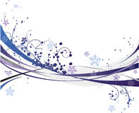 фиолет конструкции Стоковые Фото