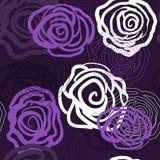 фиолет предпосылки Стоковое Изображение