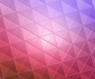 Фиолет придает квадратную форму абстрактной предпосылке Стоковые Изображения